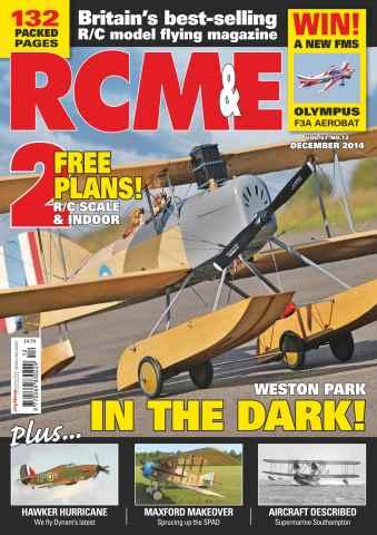 RCM&E issue December 2014