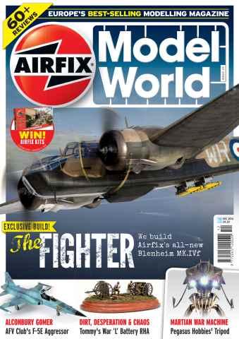 Airfix Model World issue December 2014