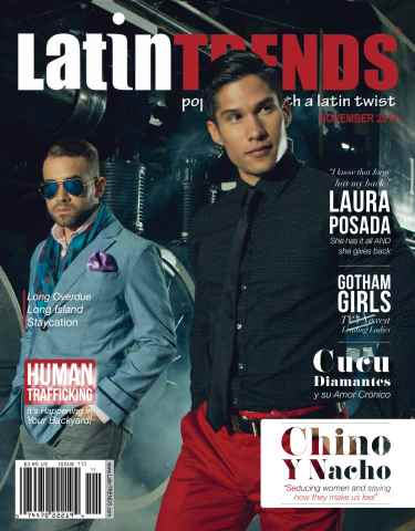 Latin Trends issue Issue 113