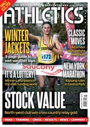 Athletics Weekly issue 06/11/2014