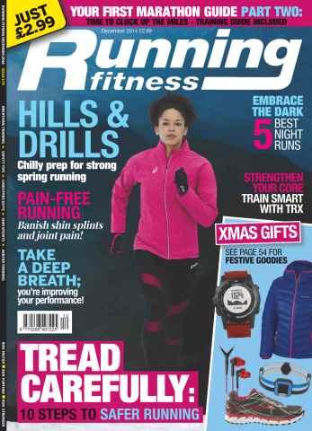 Running Fitness issue No.171 Hills & Drills
