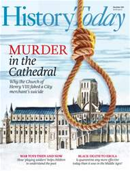 History Today issue December 2014