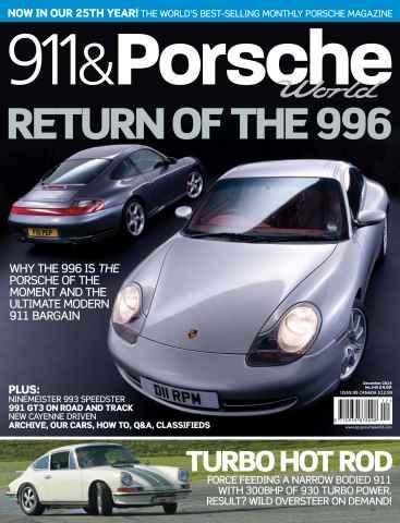 911 & Porsche World issue 911 & Porsche World Issue 249 December 2014