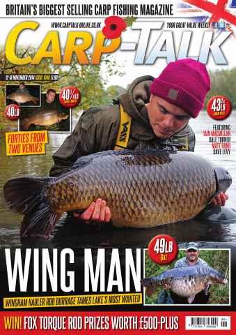 Carp-Talk issue 1046