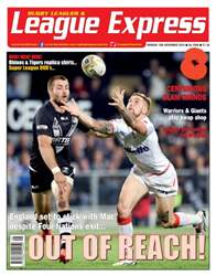 League Express issue 2940
