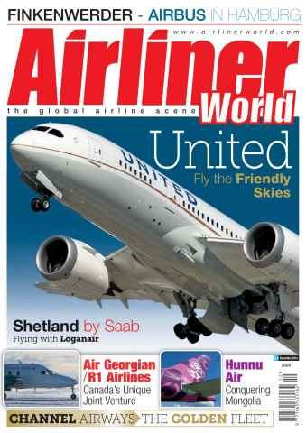 Airliner World issue December 2014