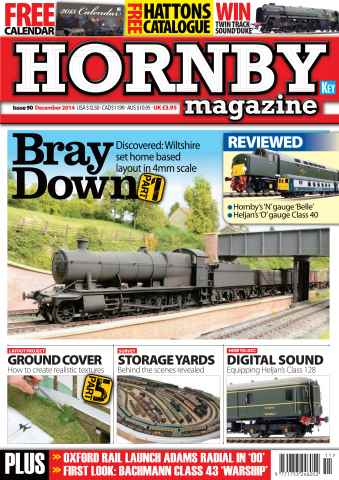 Hornby Magazine issue December 2014