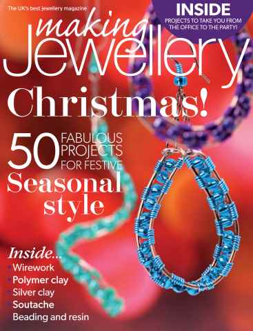 Making Jewellery issue December 2014
