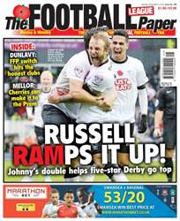 The Football League Paper issue 9th November 2014