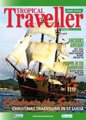 Tropical Traveller issue Nov/Dec 2014