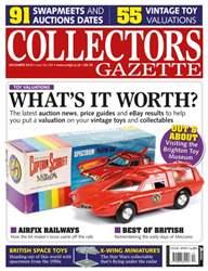 Collectors Gazette issue December Issue