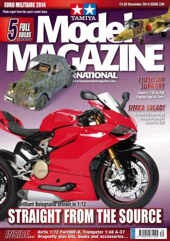 Tamiya Model Magazine issue 230