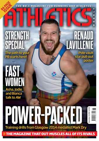 Athletics Weekly issue 13/11/2014