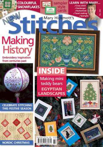 New Stitches issue Issue 260