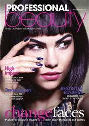 Professional Beauty issue Professional Beauty December 2014