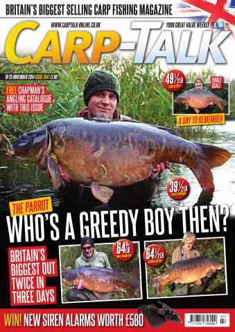Carp-Talk issue 1047