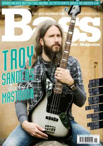 Bass Guitar issue 111 December 2014