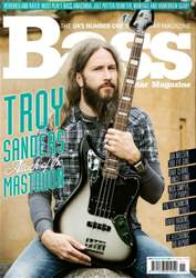 Bass Guitar issue 111 December 2014