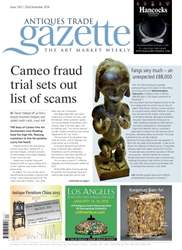 Antiques Trade Gazette issue ATG Issue 2167
