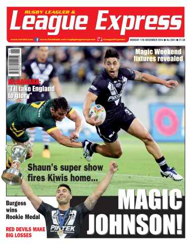 League Express issue 2941