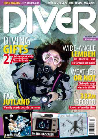 DIVER issue Dec-14