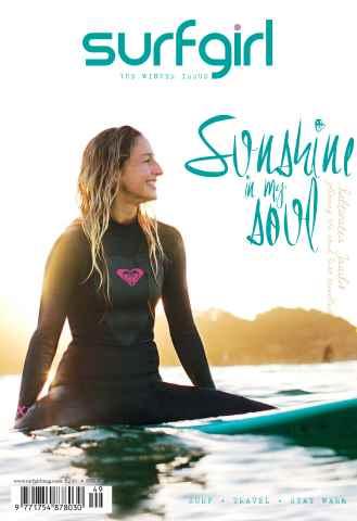 SurfGirl Magazine issue SurfGirl issue 49