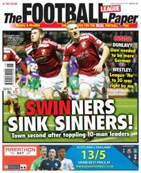The Football League Paper issue 16th November 2014