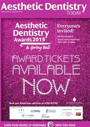 ADT – Aesthetic Dentistry Today issue November 2014 Volume 8 Number 4