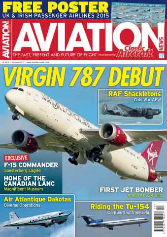 Aviation News issue December 2014