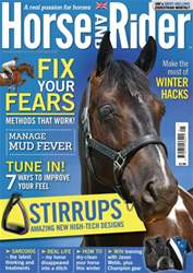 Horse&Rider Magazine - UK equestrian magazine for Horse and Rider issue Horse&Rider - January 2015