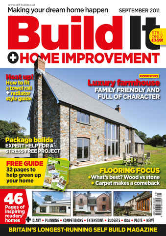 Build It issue September 2011
