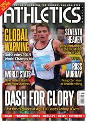 Athletics Weekly issue 20/11/2014