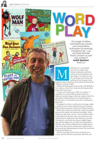 Writing Magazine Preview 16