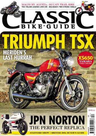 Classic Bike Guide issue December 2014