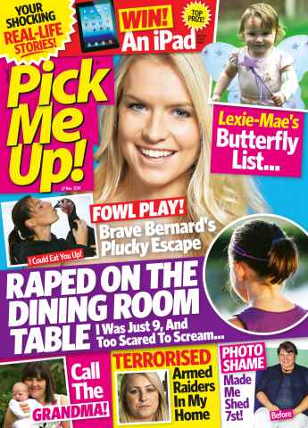 Pick Me Up issue 4th December 2014