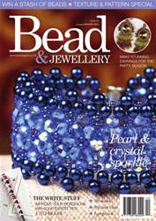 Bead Magazine issue DEC/JAN 15