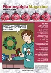 Fibromyalgia Magazine December 2014 issue Fibromyalgia Magazine December 2014