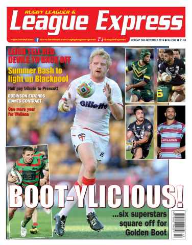 League Express issue 2942