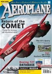 Aeroplane issue January 2015