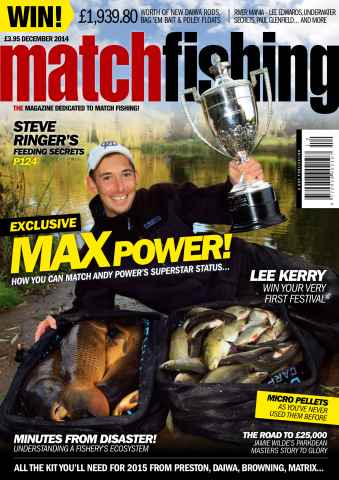 Match Fishing issue Dec-14