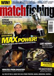 Match Fishing issue Dec-14