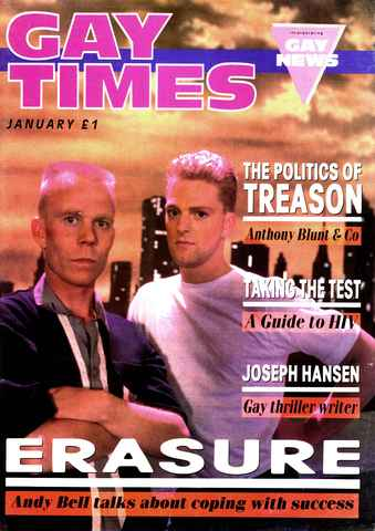 Gay Times issue 100