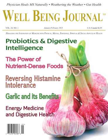 Well Being Journal issue January-February 2015