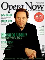 Opera Now issue December 2014
