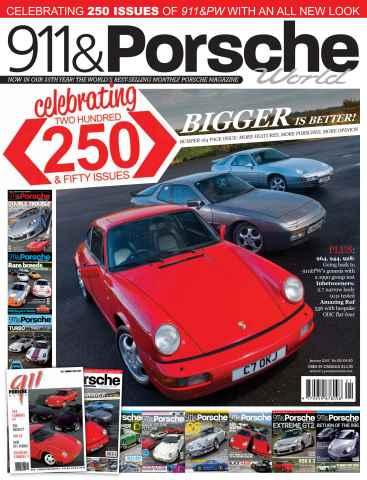 911 & Porsche World issue 911 & Porsche World Issue 250 January 2015