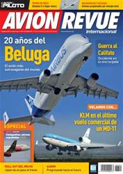 Avion Revue Internacional España issue Número 390