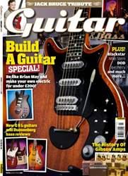Guitar & Bass Magazine issue Jan-15