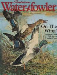 American Waterfowler issue Volume V, Issue V
