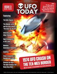 UFO Today Issue 3 issue UFO Today Issue 3