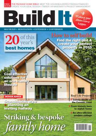 Build It issue Build It January 2015